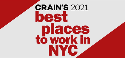 Featured Image for Cockroach Labs Named #1 Large Company On Crain's 2021 Best Places to Work