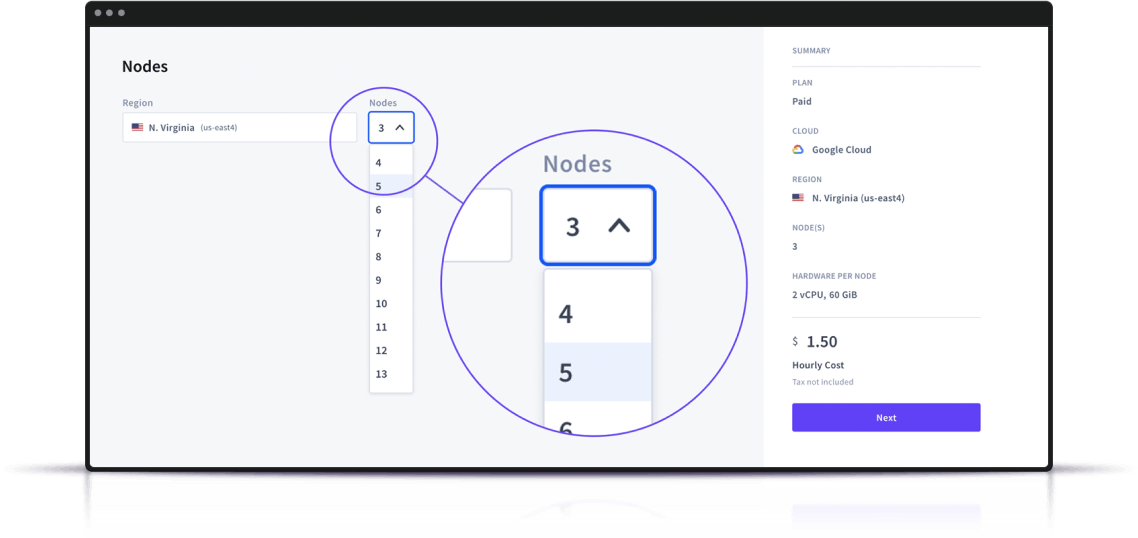 Scale On-Demand at Any Time