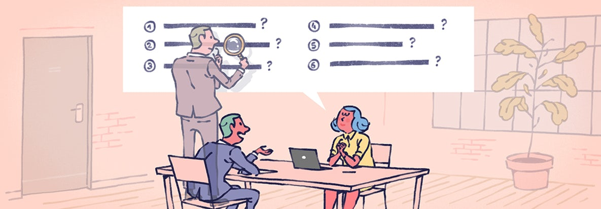 Open Sourcing the Interview Process to Reduce Unconscious Bias