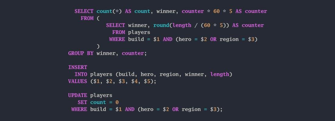 sqlfmt: A SQL formatter for writing prettier SQL