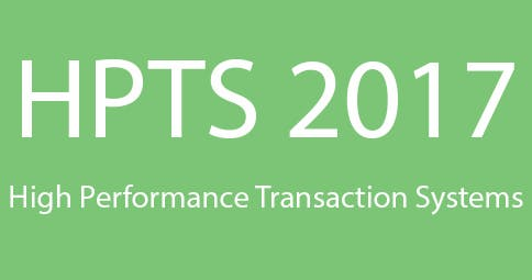 High Performance Transaction Systems (HPTS)