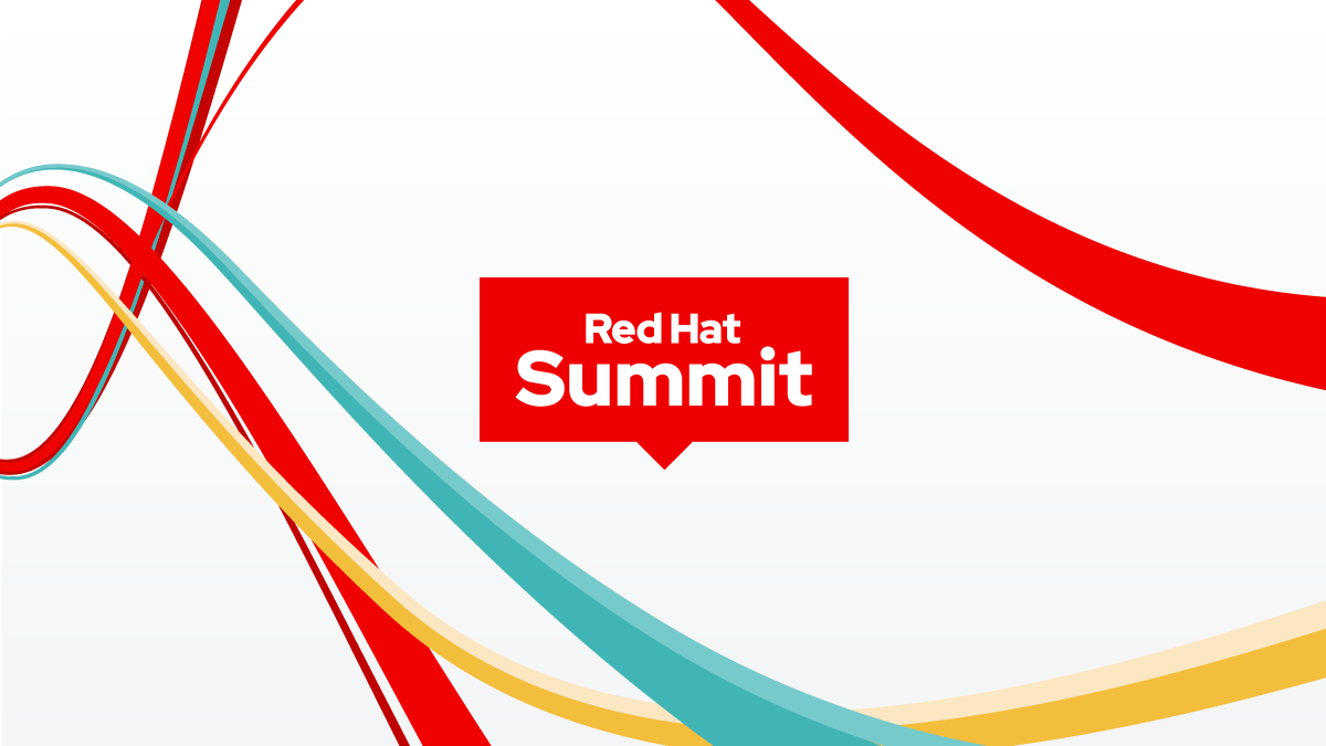 Red Hat Summit - Virtual Event