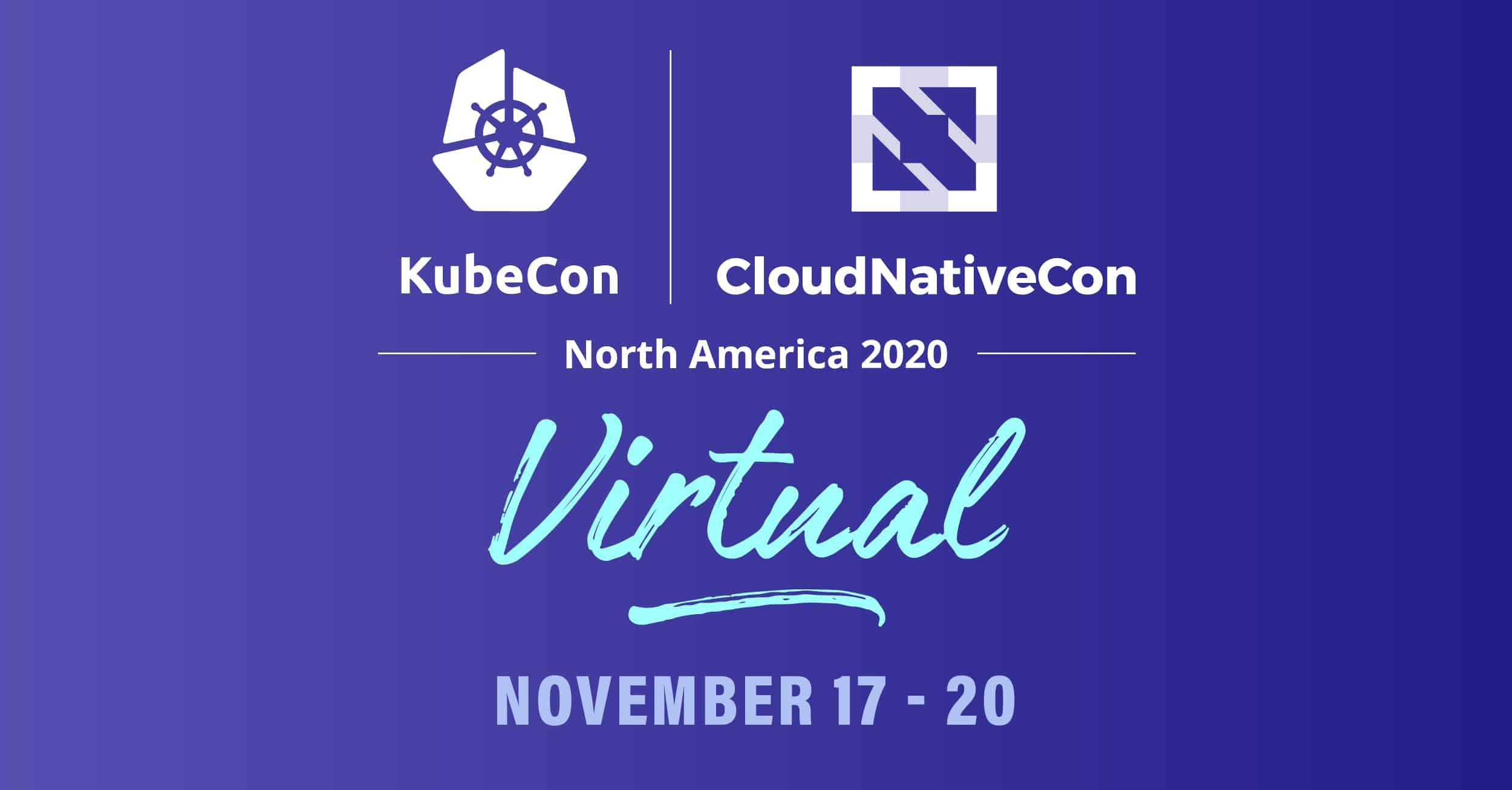 KubeCon North America 2020