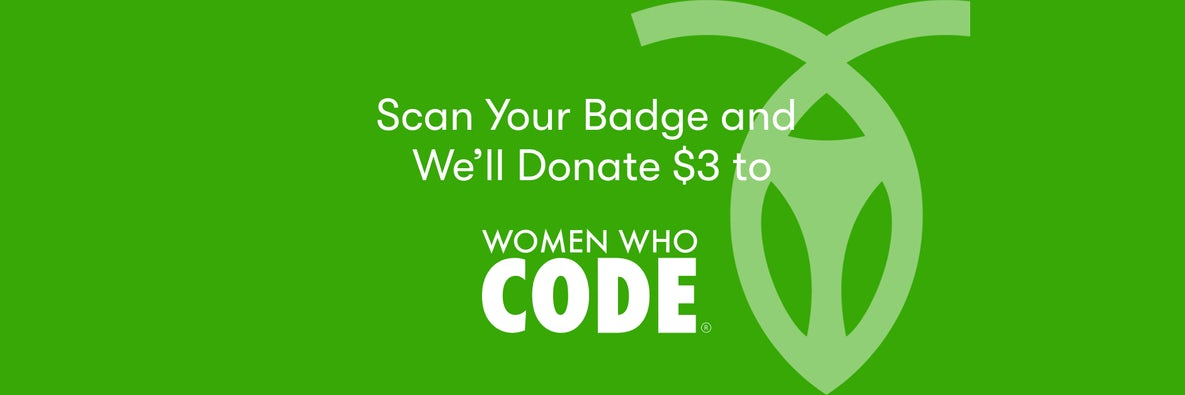 In the Wake of COVID-19: Virtual Badge Scans for Women Who Code