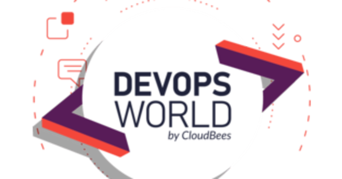 DevOps World, by CloudBees